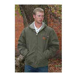 Army Green Mens Sandstone Sierra Jacket