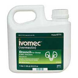 1000 ml Ivomec Sheep Drench