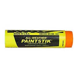 Orange All Weather Paint Stik