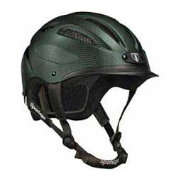 Hunter Green Tipperary Sportage Helmet