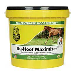 5 lb (120 days) Nu-Hoof Maximizer