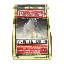 5 lb (18-56 days) The Missing Link Ultimate Equine Hip and Joint