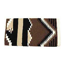 Brown/Black Durango Saddle Blanket