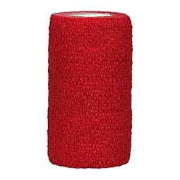 Red 36 ct Vetrap 4'' Bandaging Tape