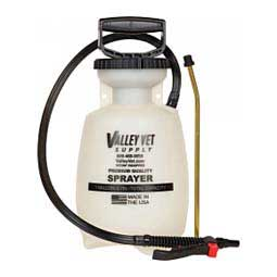 White 1 Gallon Pump-Up Sprayer