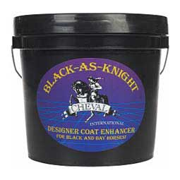 7 lb (30-90 days) Black As Knight Coat Enhancer
