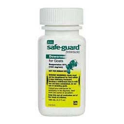 125 ml Safe-Guard Dewormer Drench