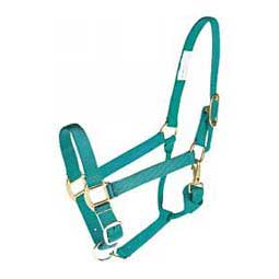 Teal Brookside Nylon Halter