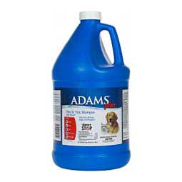 Gallon Adams Plus Flea & Tick Shampoo with Precor