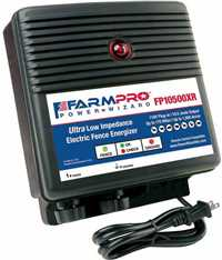 FarmPro 10.5 Charger w/Remote