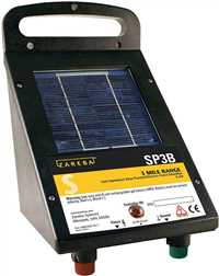 SP3 Solar Power Fencer