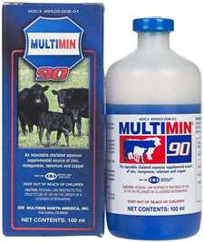 MultiMin 90 for Cattle