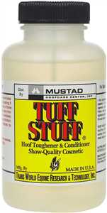 7.5 oz Farrier Formula Tuff Stuff Hoof Toughener Conditioner