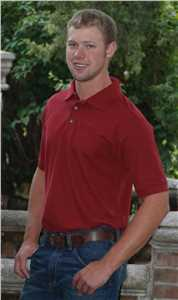 Short Sleeve Mens Polo Shirt