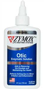 Zymox Otic with 1% Hydrocortisone