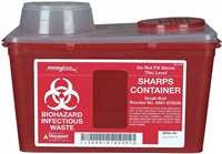 4 Quart Sharps Containers