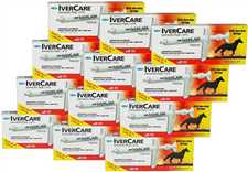 IverCare Paste Sure-Grip Tube Horse Wormer