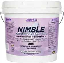 10 lb (40-80 days) Nimble Mega Nutrient