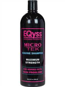 Micro Tek Equine Shampoo Maximum Strength