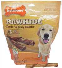 Chicken 25 ct Enhanced Rawhide Roll