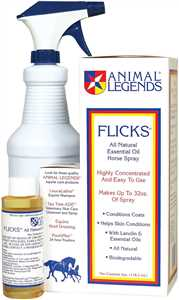 Flicks All Natural Essential Oil Horse Spray