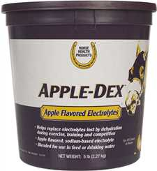 Apple-Dex Horse Electroylyte