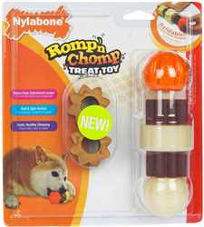 Romp 'n Chomp Shish-Ka-Bone Dog Treat Toy
