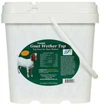 11.25 lb (60 days) Essential Goat Wether Top