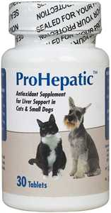 ProHepatic Liver Support for Dogs & Cats
