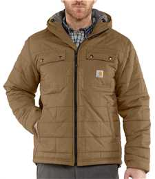 Frontier Brown Brookville Mens Jacket