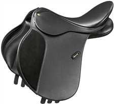 Black Wintec 250 AP CAIR Saddle