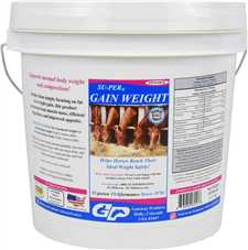 10 lb (40-80 days) Su-per Gain Weight Powder