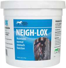 Neigh-Lox for Horses