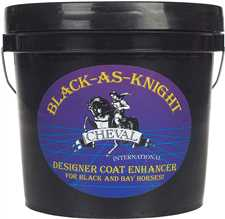 Black As Knight Coat Enhancer