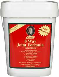 6 lb (48-96 days) 8 Way Joint Formula Granules for Horses