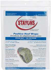 STAYONS Epsom Salt Poultice Hoof Wrap