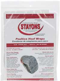 STAYONS Clay/Epsom Poultice Hoof Wrap