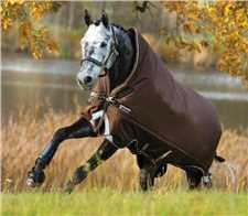 Rambo Wug with VarilLayer Heavy Weight Turnout Horse Blanket