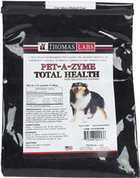 3 lb Pet-A-Zyme Total Health with Proteolytic Enzymes
