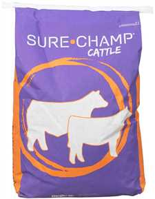 VitaFerm Sure Champ Cattle Pellets