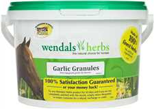 Garlic Granules Fly Repellent Supplement