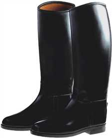 Black Childrens Dublin Universal Boot