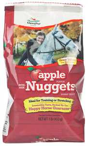 Bite-Size Nuggets Treats for Horses