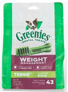 Greenies Lite Treat Pak