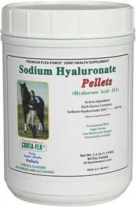 Premium Flex-Force Sodium Hyaluronate Pellets
