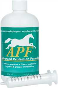 APF (Advanced Protection Formula) High Potency Adaptogenic Supplement for Horses
