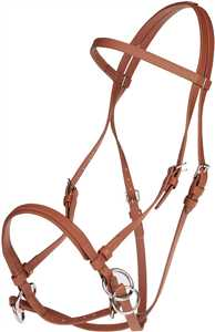 Beta Headstall-Bitless Bridle