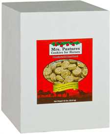 Mrs. Pastures Horse Cookies Refill Box