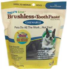 Breathless Toothpaste Chews