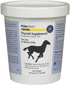 Pala-Tech Equine Thyroid Supplement